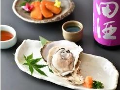 日本酒3号店牡蠣と
